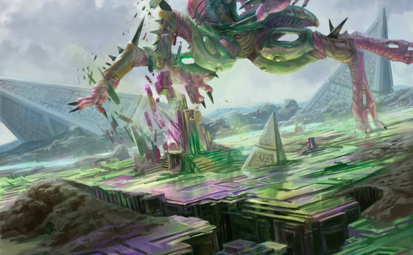 Episode 016 — Eldrazi Aggro is coming to Philly